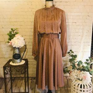 Vintage Monica Richards dress